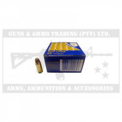 PMP AMMO 7.65 MM (32 ACP) 75GR (25)