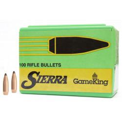SIERRA 25 CAL 257 100GR SBT BULLETS