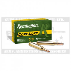 REMINGTON CORE LOKT AMMO