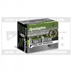 REMINGTON ULTIMATE DEFENSE 40S&W 180GR BJHP