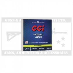 CCI AMMO .22LR SHOTSHELL(20)