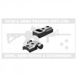 LEUPOLD MAUSER/REM 798 STD FN MATTE 2P BASE(5526)