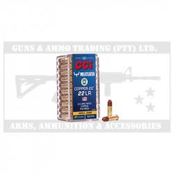 CCI AMMO 22LR COPPER (50)
