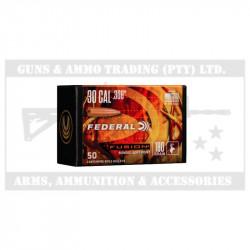 FEDERAL FUSION 30CAL 180GR (50)