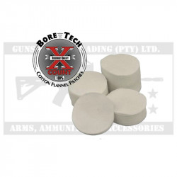 BORE TECH ROUND PATCH 2IN 250 PACK
