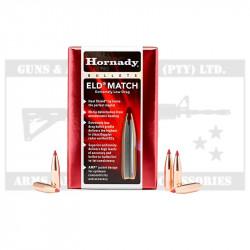 HORNADY 30 CAL 155 GR ELD-M BULLETS