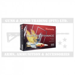 HORNADY AMMO 222 REM 50GR SUPERFORMANCE (20)