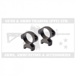 N/S STEEL RIFLE RING MOUNT 1 HI