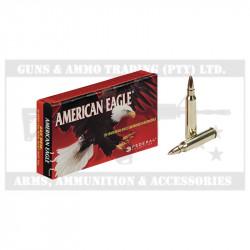 FEDERAL 223REM AMMO 55GR AMERICAN EAGLE FMJ(20)