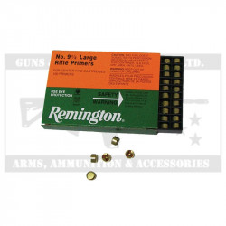 REMINGTON PRIMER 9-1/2 LARGE RIFLE PER 100