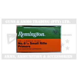 REMINGTON PRIMER 6-1/2 SMALL RIFLE PER 100