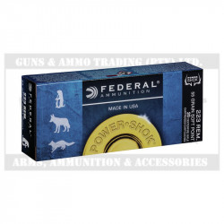 FEDERAL 223REM AMMO 55GR POWER SHOCK(20)