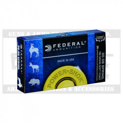FEDERAL 30-06SPR AMMO POWER SHOK 180GR (20)