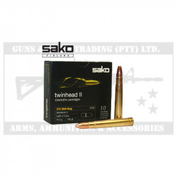 SAKO 375 H&H SP 300GR TH2 AMMO