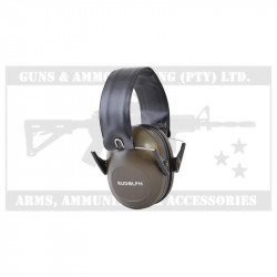 Rudolph Electronic Ear Protection