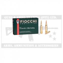 FIOCCHI 6.5X55 EXACT HUNTING 142GR
