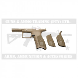 BERETTA APX FRAME/GRIP/STRAP KIT D/EARTH