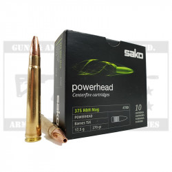 SAKO 375 H&H MAG SP 270GR PH AMMO