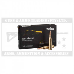 SAKO .243WIN GAMEHEAD 90GR SP(20)