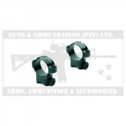 LEUPOLD RIMFIRE RINGMOUNT 13MM MED GLOSS(49947)