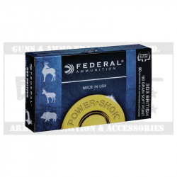 Federal 303 Brit Ammo 150GR Power Shok (20)