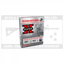 "WINCHESTER AMMO 410 GA3"" SUPER-X RIFLED SLUG(5)"