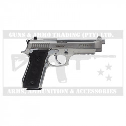TAURUS PT-92 SS LIMITED EDITION WITH RAIL