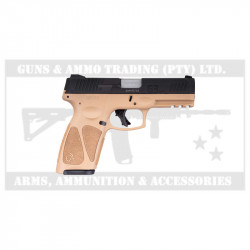 TAURUS G3 9MM TAN/BK 15/17RD MG