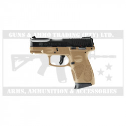 TAURUS PT G2C 9MMP TAN 12RD/2MG