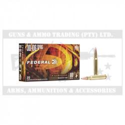 AMMO FEDERAL 30-06 SPR(180) FUSION/20