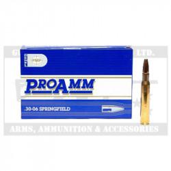 AMMO PMP 30-06 SPRG (180) PRO AMM/20