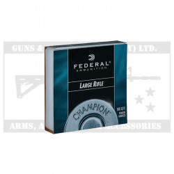FEDERAL 210 CHAMPION LARGE RIFLE PRIMERS /100