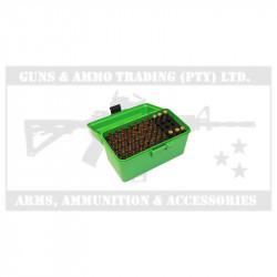 MTM AMMO CASE STD 222-223 GREEN (50