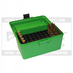 MTM RIFLE AMMO CASE( RS H50-10)