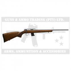 CZ RIFLE 455 22LR STAINLESS