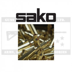 SAKO 222REM UNPRIMED CASES