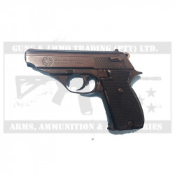 Astra Pistol 9mm Short