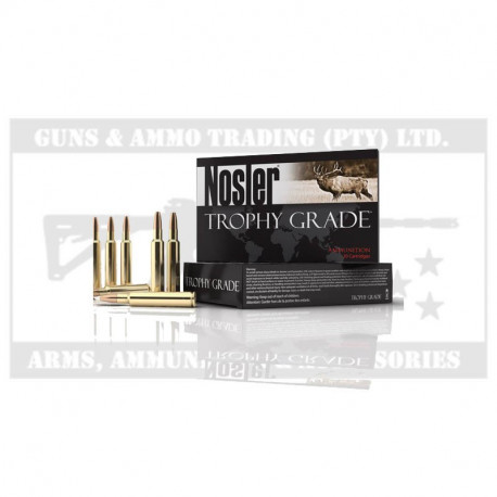 Hornady Trophy Grade 7x57 Mauser 140 grain AccuBond Ammo (20ct)
