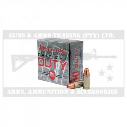 Hornady 9MM Luger +P 135 gr FlexLock Critical Duty