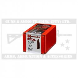 HORNADY FTX MX 30CAL 160GR(100)