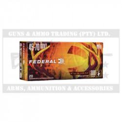 FEDERAL 45-70 GOV 300GR FUSION(20)