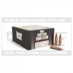 Nosler 30 Caliber 190gr HPBT Custom Competition® Bullet (100ct)
