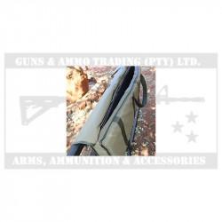 """BUSH ADVENTURERS 58"""" CATTLE RAIL GUN BAG"""