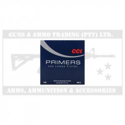 CCI 300 LARGE PISTOL PRIMERS 100