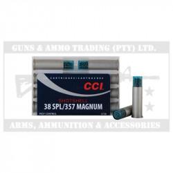 CCI AMMO 38/357 SHOTSHELL(10)