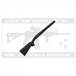 Howa Synthetic Stock Heavy Barrel Short Action (Black)